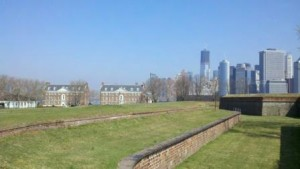 View from Governors Island © NYC Audubon