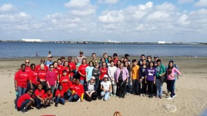 International Coastal Cleanup Day Group Photo © Adriana Palmer